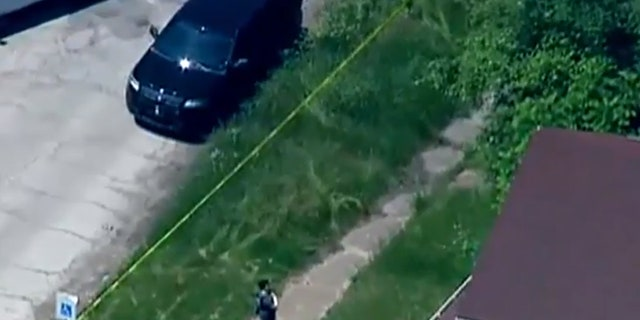 An ATF agent was shot in the chest and arm during an ambush Thursday in Gary, Ind.