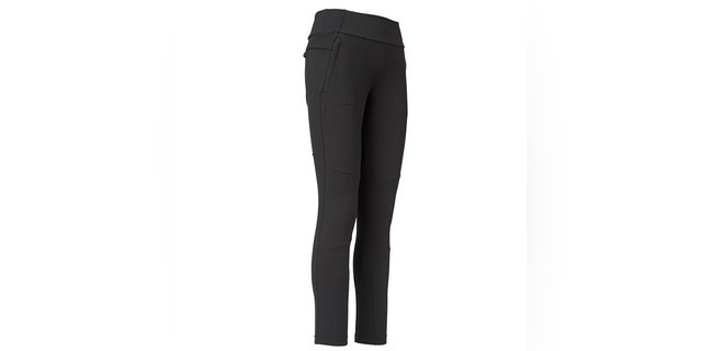 Look for street tights with performance wear versatility.