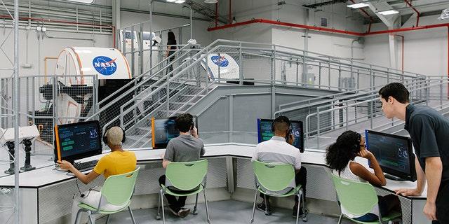 NASA says it hopes the new programs give inspiration to future generations.