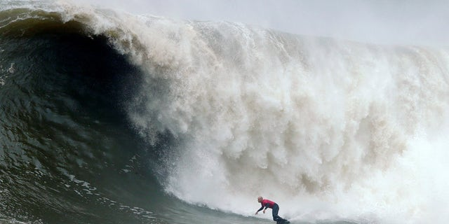 Safety concerns forced the World Surf League to cancel a major competition.