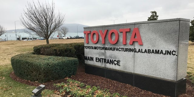 Toyota-Mazda's joint venture will be just 30 miles from Toyota's existing engine plant.