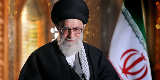 A UN report finds the regime of Iranian supreme leader Ayatollah Ali Khamenei is intensifying its violent crackdown on religious minorities. (AP)