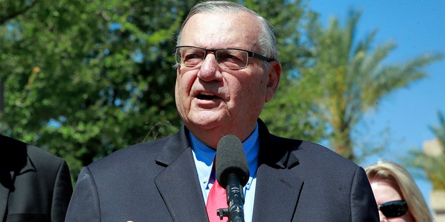 Former Arizona sheriff Joe Arpaio says Cohen posed as a Finnish comedian to dupe him.