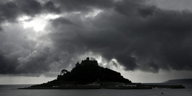 Last year St Michael's Mount welcomed 350,000 visitors.