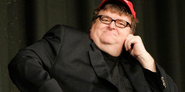 Michael Moore. (AP)