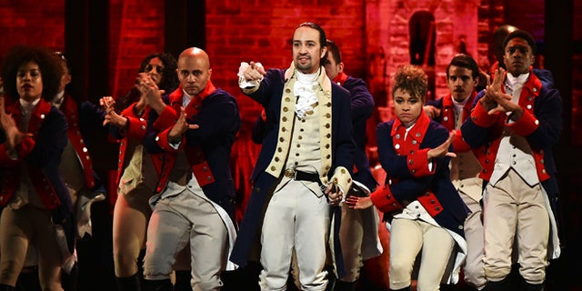 Hamilton was nominated for a People's Choice Award in 2020.