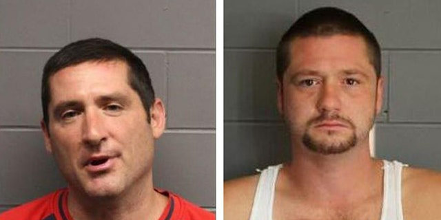 Scott (left) and Steve Leader. (Source: Suffolk County, Mass., District Attorney's Office)