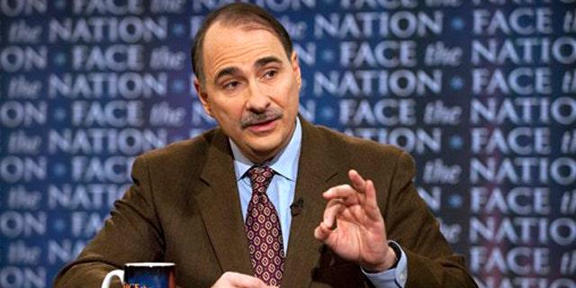 FILE: Dec. 2010: White House Senior Adviser David Axelrod on CBS's Face the Nation in Washington.