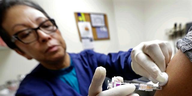 Medical officials urged citizens to get their flu shot.