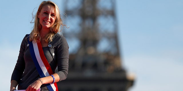 Marion Maréchal-Le Pen will speak at CPAC.
