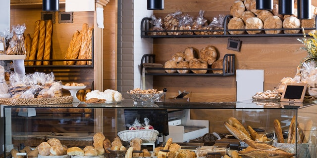 A French baker received a hefty fine for keeping his bakery open seven days a week.