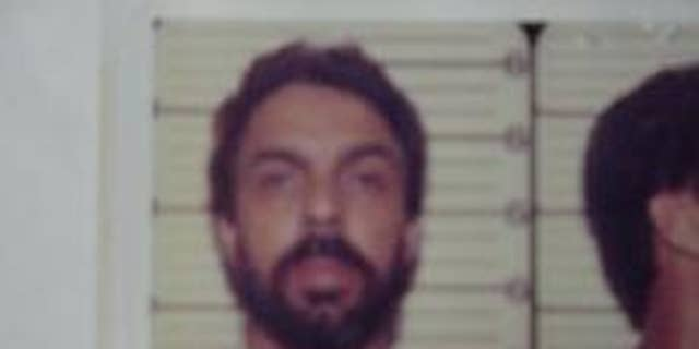 """Enrique """"kiki"""" Silva's 1989 mugshot before he escaped from the New Jersey prison."""