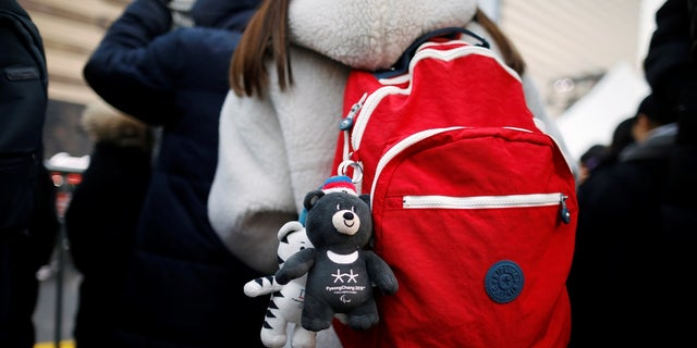 Students in schools across the U.S. are barred from wearing backpacks inside school buildings.