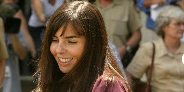 Joanne Lees in 2005.