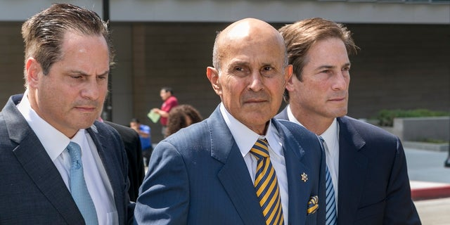 Ex-Los Angeles County Sheriff Lee Baca, 74, was sentenced to three years in prison for impeding the FBI on Friday, May 12, 2017.