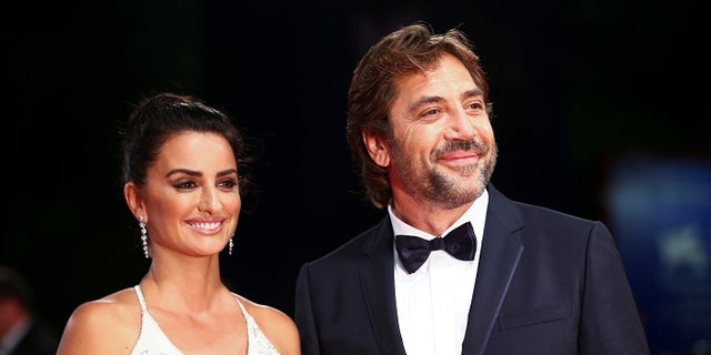 Penelope Cruz and Javier Bardem have been married since 2010.