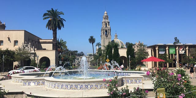 Balboa Park is home to more than a dozen attractions in San Diego.