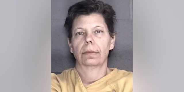 Barbara Frantz, 52, was convicted Friday of first-degree murder in the shooting death of her husband, Gary Frantz, on Jan. 27, 2017 in Leavenworth, Kan.