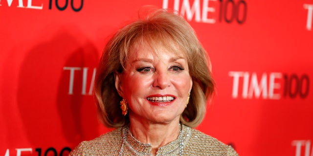 """Journalism icon Barbara Walters launched """"The View"""" in 1997."""
