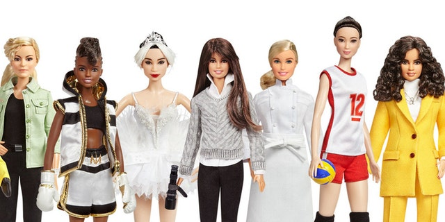Girls have always been able to play out different roles and careers with Barbie and we are thrilled to shine a light on real life role models to remind them that they can be anything.""