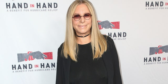 Barbra Streisand is fired up on political new album