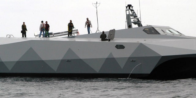 Futuristic Navy SEAL boat dubbed 'Batmobile' | Fox News