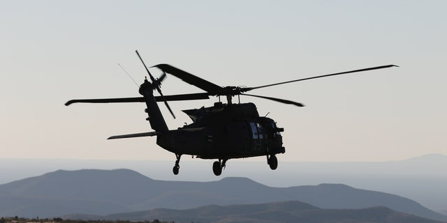 Soldiers killed in Black Hawk crash on San Clemente Island identified