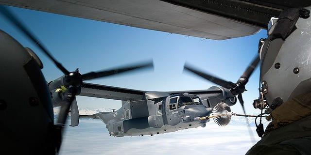 File photo - V-22 Osprey (Boeing)