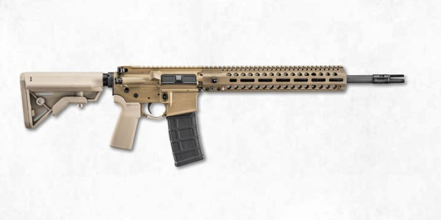 FN 15 Tactical Carbine FDE P-LOK (FN)