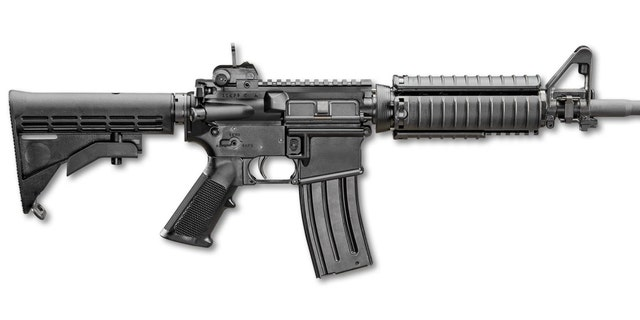FN M4A1 rifle (FN)