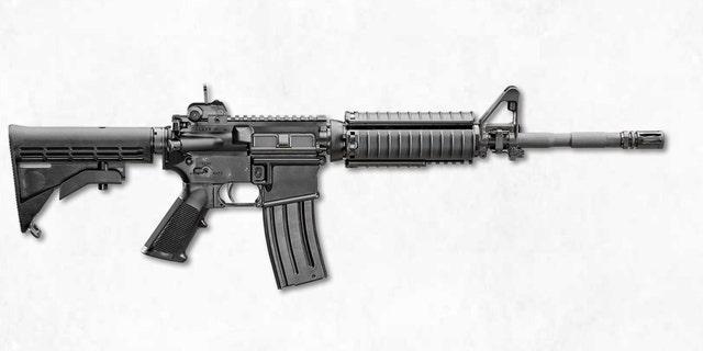 The M4 Service rifle (FN America)