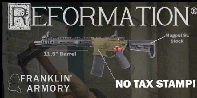 Franklin Armory - Reformation (Franklin Armory)