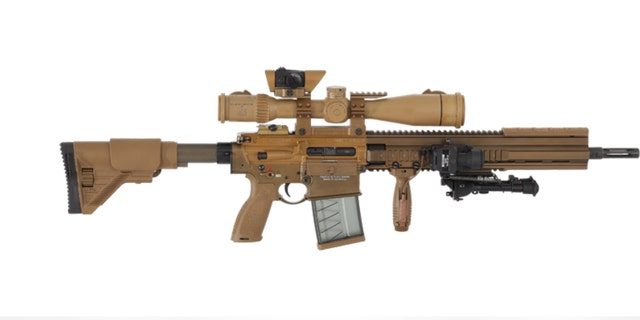 Army Sets Sights On New Sniper Rifle
