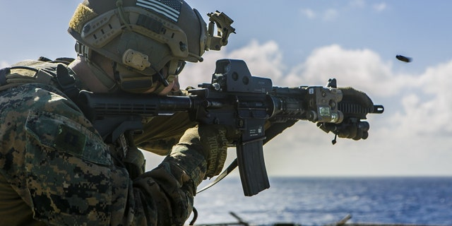 File photo (U.S. Marine Corps)