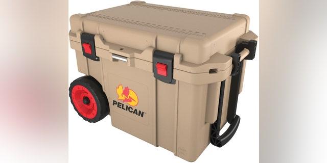 Pelican 45Q Wheeled Cooler (Pelican).