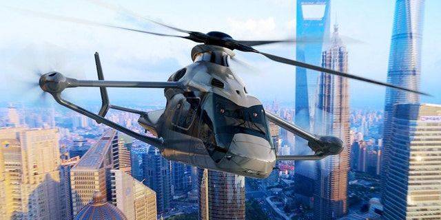 RACER helicopter (Airbus)