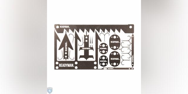 Wilderness Survival Card 2.0 (Readyman)