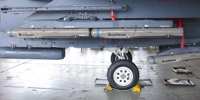 File photo - StormBreaker missiles (Raytheon)