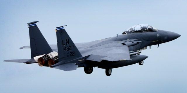 File photo - fighter jet (USAF)