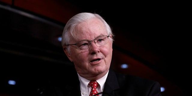 Rep. Joe Barton of Texas said he would not seek re-election.