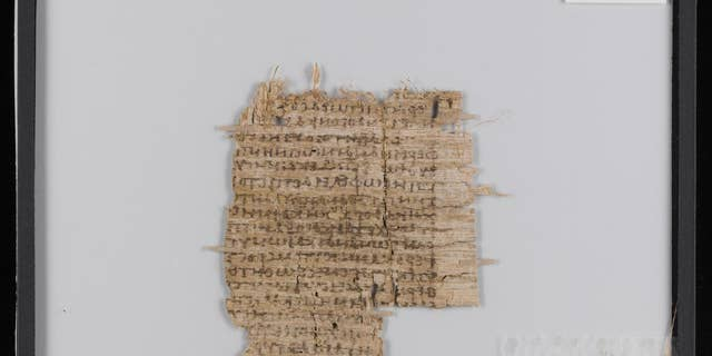 Scientists at the University of Basel have deciphered the 2,000-year-old papyrus.