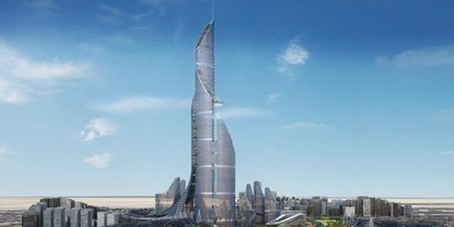 """Iraq's Basra Province is planning to build a 3,779 foot """"mega tall"""" skyscraper which will be taller than the Kingdom Tower."""