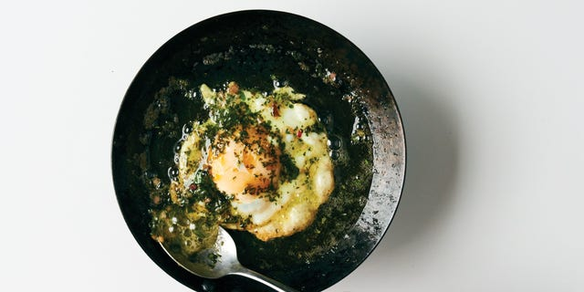 An expert shares his secret to delicious, crispy eggs.