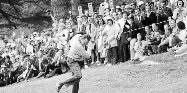 Billy Casper has a record four wins at the Travelers. (AP Photo/File)