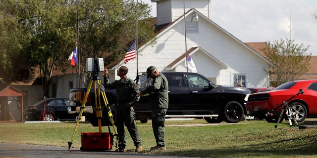At least 26 people were killed in the Texas church massacre.