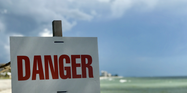 This year's Red Tide has turned Florida's most popular beaches into deserted wastelands.