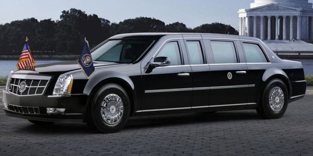 "The original ""Beast"" made its public debut at President Obama's first inauguration in 2009"