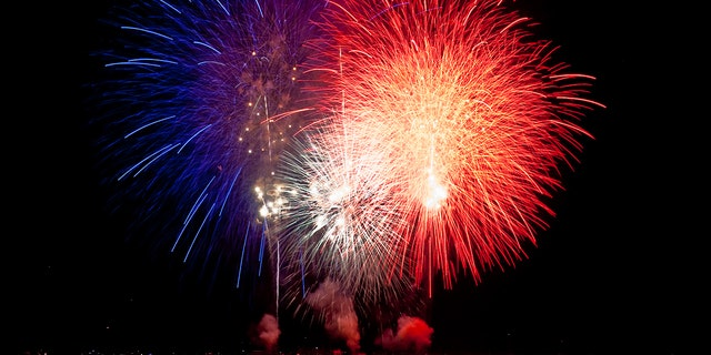 Lake Tahoe's fireworks have been ranked as some of the best in the nation.