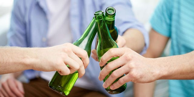 In 2015, about 33 percent of high schoolers said they consumed at least one alcoholic drink in the last 30 days.