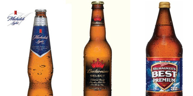 Michelob Light, Budweiser and Milwaukee's Best have all been losing market share.